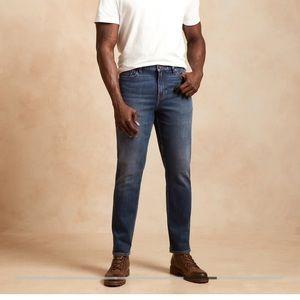 Banana Republic traveler slim fit jeans 30x30